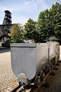 Graphitbergwerk Kropfmühl im Bayerischen Wald